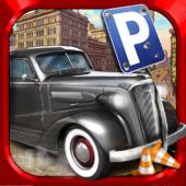 3D Mafia Driver Parking Simulator - Real Gangster Boss Car Park Sim Racing Games