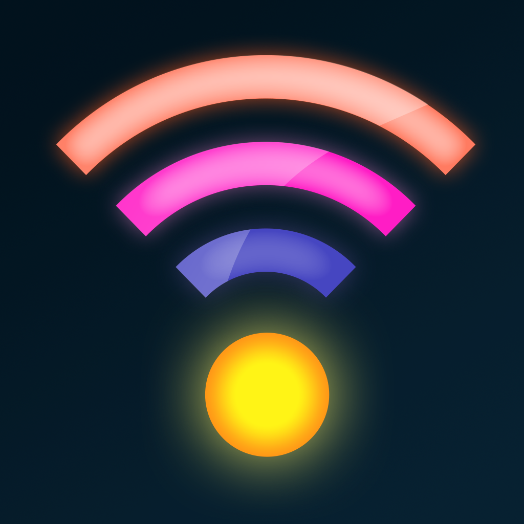 Luminair for iOS - Smart DMX lighting control